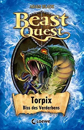 Beast Quest 54   Torpix Biss Des Verderbens