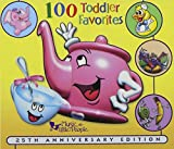 Music : 100 Toddler Favorites, 25th anniversary edition