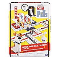 Secret Life of Pets - Home Before Dinner Game