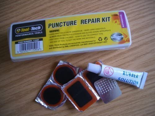 To Puncture Repair Kits