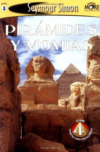 Pir?mides y Momias: Pyramids & Mummies: Spanish Edition                                   SeeMore Readers Level 3