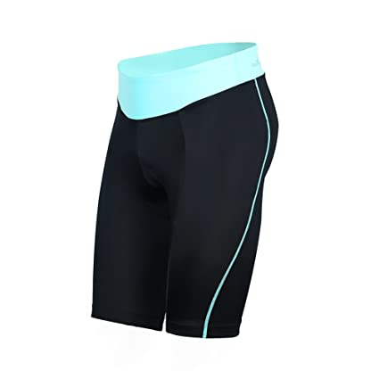 58722780c01 4ucycling Women s Cycling Shorts with 3D Gel Padded Breathable Bike Shorts  UPF 50+ from