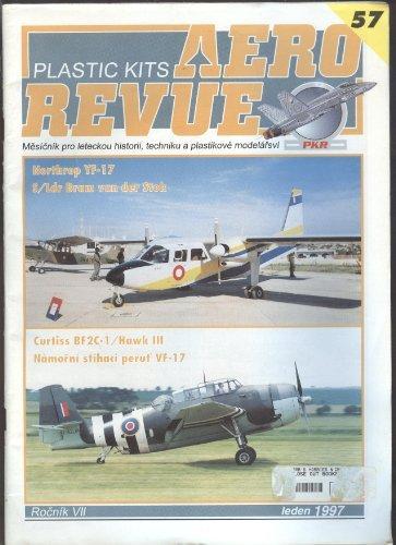 (January 1997 Aero Revue Plastic Kits, Czech edition (plastic airplane model magazine))