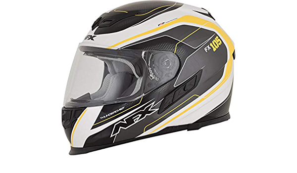 AFX FX-105 Thunder Chief Full Face Motorcycle Helmet #