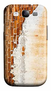 case crazy old wall plaster bricks PC case/cover for Samsung Galaxy S3 I9300