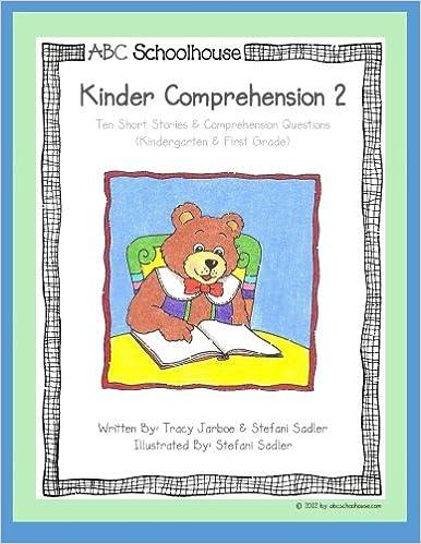 Kinder Comprehension Level 2: Ten Short Stories ...