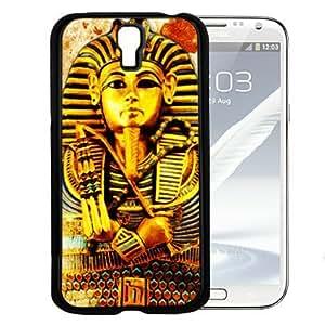 linJUN FENGKing Tutankhamun Gold Tomb Egypt Hard Snap On cell Phone Case Cover Samsung Galaxy S4 I9500