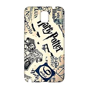 Fortune Harry Potter 3D Phone Case for Samsung Galaxy Note3