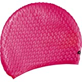 Cressi LADY CAP, Hypoallergenic Silicone Swimming Cap for Women - Cressi: Quality Since 1946