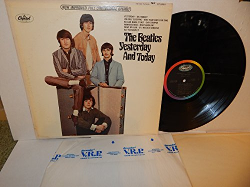 THE BEATLES-YESTERDAY AND TODAY-CAPITOL STEREO ST2553