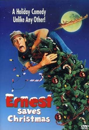 Ernest Saves Christmas Elves.Ernest Saves Christmas Amazon Ca Jim Varney Mark Berger