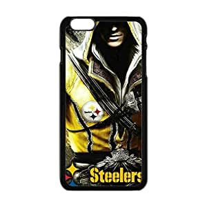 Steelers Hot Seller Stylish Hard Case For Iphone 6 Plus