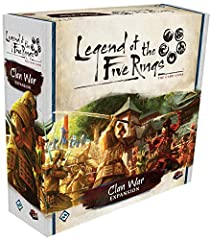 Since the launch of Legend of the Five Rings: The Card Game, the Great Clans of Rokugan have been teetering on a precarious ledge. Now, in one night, that ledge has given way. New alliances have been formed, old rivalries have been ignited, a...