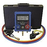 Mastercool (99661-A) Blue HVAC Digital Manifold