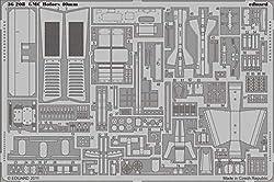 Eduard 1:35 GMC Bofors 40mm for Hobby Boss - PE Detail Set #36208 from Eduard