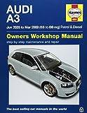 Audi A3 Service and Repair Manual: 03-08 (Haynes Service and Repair Manuals) by Harry Hill (2014-11-12)