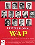 img - for Professional WAP (Programmer to programmer) book / textbook / text book