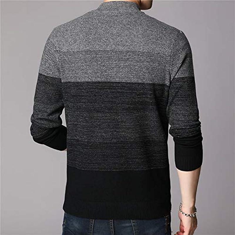 SONGHJ Cardigan Męskiemode Lässig Reißverschlussjacke Cardigan Herbst Und Winter Dicke Warme Wolle Pullover Pullover Męskie: Odzież