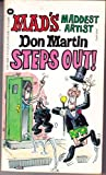 Don Martin Steps Out, Don Martin, 0446344443