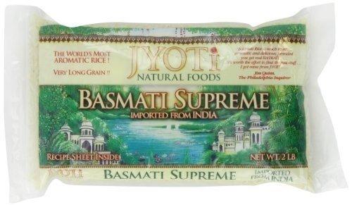Jyoti Rice Basmati Supreme, 2 lb