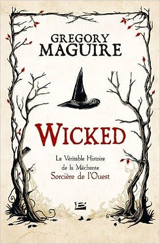 """Résultat de recherche d'images pour """"wicked livre"""""""
