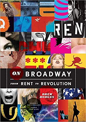 Image result for on broadway book rent to revolution