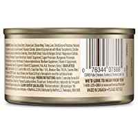 Wellness CORE Natural Grain Free Wet Canned Cat Food, 5.5-Ounce Can (Pack of 24)