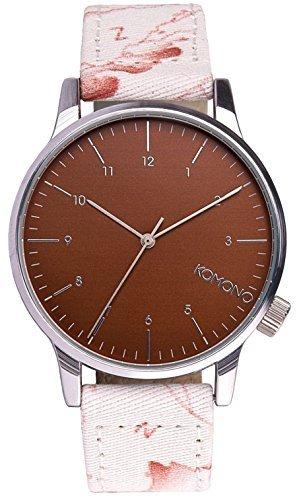 [Small] KOMONO watch 3 needle WINSTON KOM-W2151 [parallel import goods] by KOMONO (small)