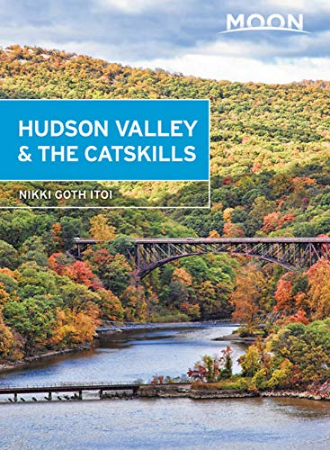 Moon Hudson Valley & the Catskills (Travel Guide) (Map Hudson Valley)