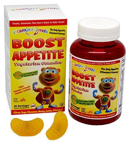 - Boost Appetite for Children