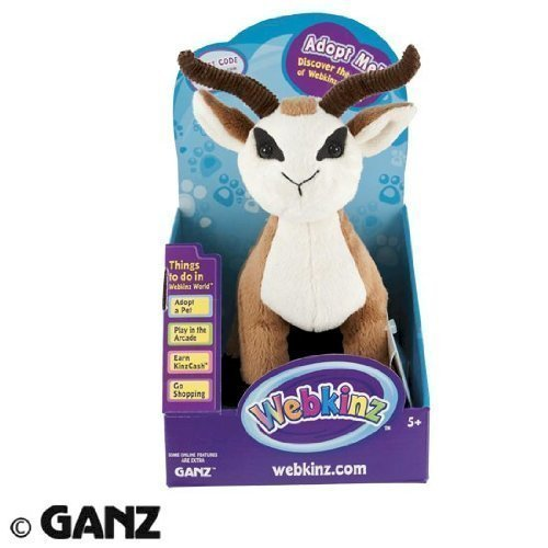 Webkinz Springbok in Box