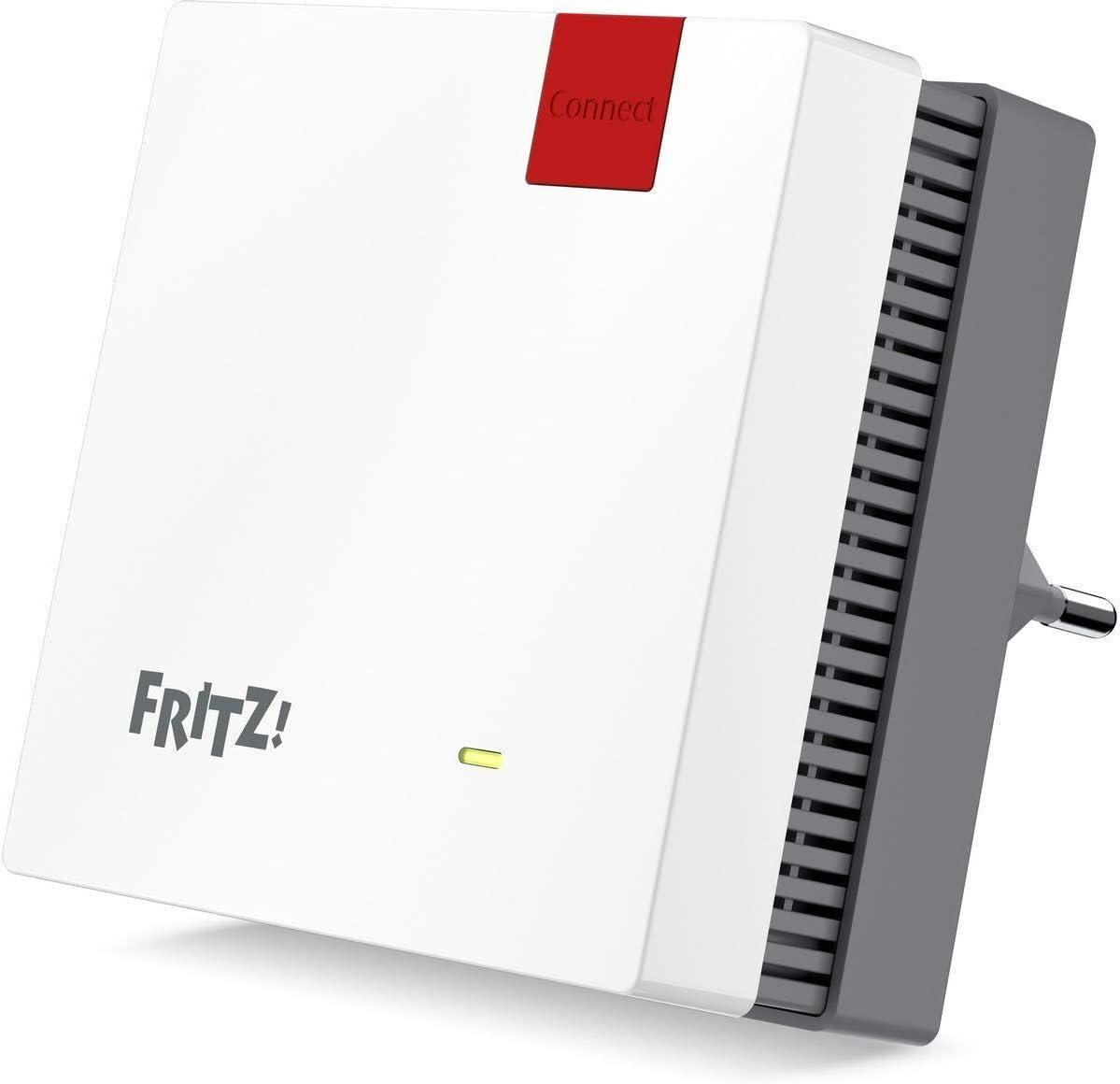 Avm Fritz Wlan Mesh Repeater 1200 Bis Zu 866 Mbit Computer Zubehör