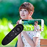 Jayang-ro shop Wireless Bluetooth Controller Game pad joypad for Gear VR Glasses black