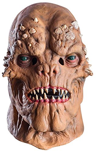 Rubie's Men's Batman V Superman: Dawn Of Justice Doomsday Overhead Mask, As Shown, One -