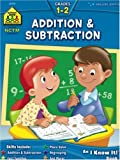 Addition and Subraction 1-2, School Zone Publishing Company Staff, 158947323X