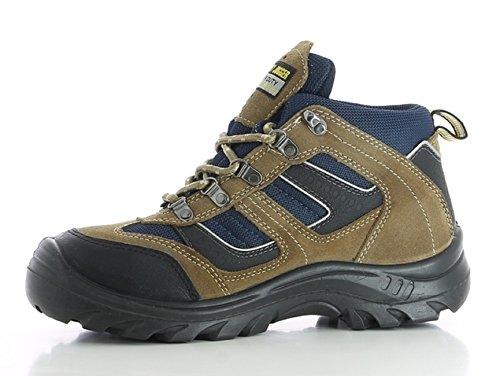 Leichter und sportlicher S3 Sicherheits-Stiefel Typ X2000 in Gr.42
