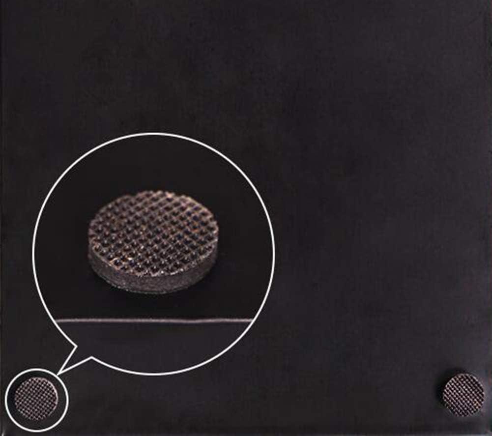 Cylficl Parag/üero de Metal Soportes de Paraguas de Bronce de Hierro y Hierro Arte Cuadrado Cubo de Paraguas de Hotel Soporte de Paraguas Comercial Multifuncional 35 /× 24 /× 52 cm