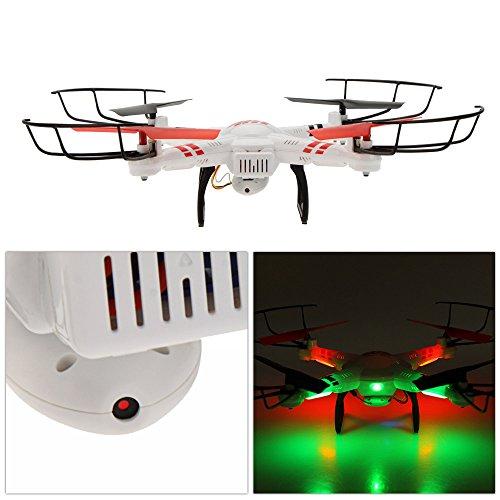 WLtoys V686 V686G 5.8G Video FPV Drone RC Quadcopter Helicopter + 720P HD Camera