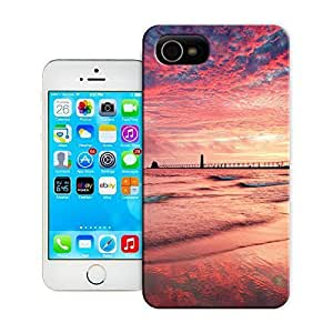 Unique Phone Case Famous scenery French evening under Hard Cover for 5.5 inches iphone 6 plus cases-buythecase