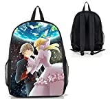 Dreamcosplay Anime Aldnoah Zero Logo Backpack School Bag Cosplay