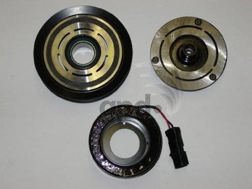 Global Parts Distributors 4321235 New Air Conditioning Clutch