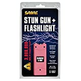 Sabre 3.8 Million Volt Stun Gun Pink Finish Review