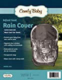 Comfy Baby for Maxi Cosi Infant Car Seat Rain Cover, Weather Shield