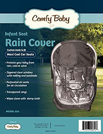 Transparent Wet Weather Protection Maxi-Cosi Rain Cover for Baby Car Seat