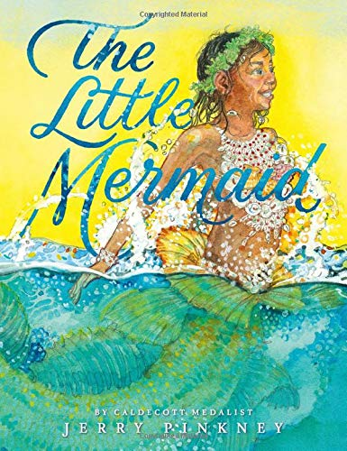 Amazon.com: The Little Mermaid (9780316440318): Pinkney, Jerry: Books