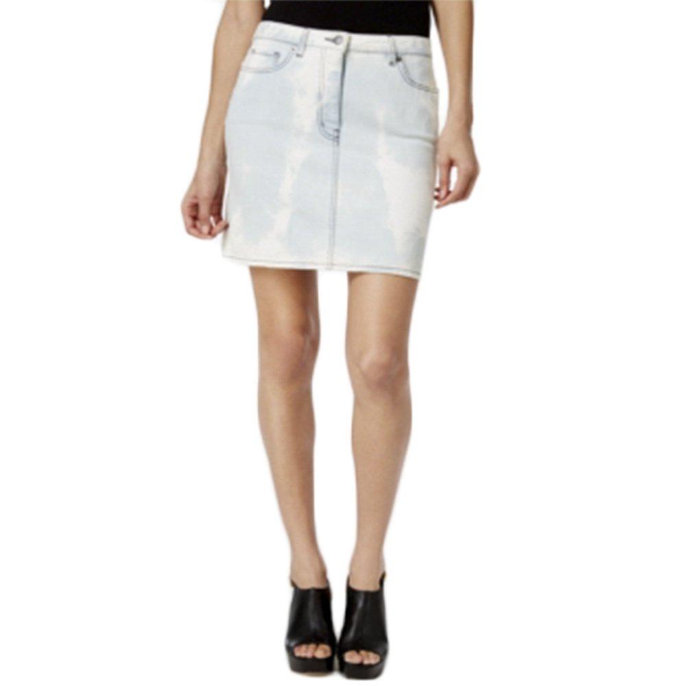 Love Moschino Womens, Pencil Skirt, Denim, Size 2