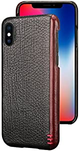 Sweepstakes: IPhone X/10 Genuine Leather Case IPhone...
