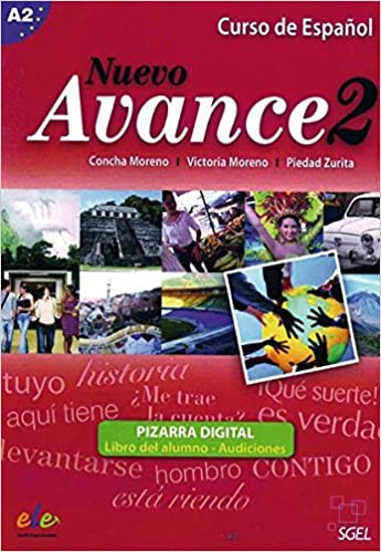 Nuevo Avance 02. Curso de Español / Pizarra digital - Material für ...