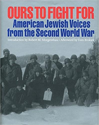 Saada Ours to Fight for: American Jewish Voices from the Second World War PDB 0971685916