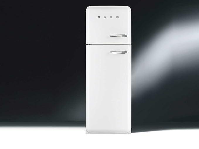 Smeg Kühlschrank Pastellblau : Smeg fab30lb1 stand kühl gefrier kombination weiß 50er jahre